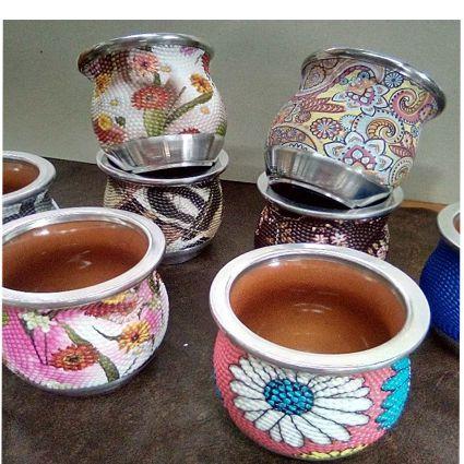 Mate cerámica
